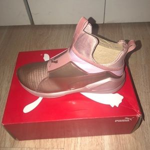 817fcfc6bb75 Puma Shoes - Puma Fierce Metallic Sneaker Limited Edition